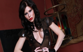 deutsche Sexvideo   - Unersättliche Möse will Outdoorsex