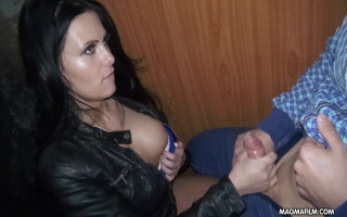 Deutsche Pornos   - Tabulose Pornostars wollen pimpern