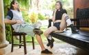 deutsche Sexvideo   - Geiles Teenyluder wird von zwei Schwänzen gnadenlos rangenommen
