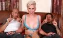 Deutsches Pornovideo   - Hemmungslose Frau steht auf Ficksahne schlucken