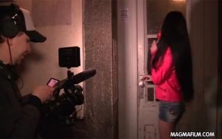 Deutscher Erotik Clip   - Kostenloses Sexvideo mit rothaariger Cougar